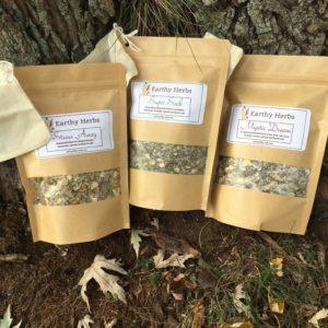 Herbal Bath Blends